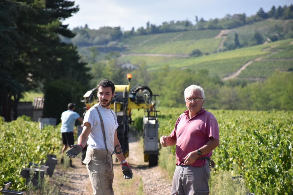 Michel et Manfredi